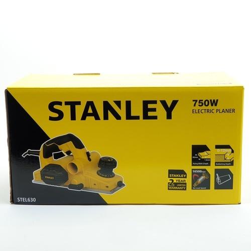 STANLEY เครื่องไสไม้ 750 วัตต์ STEL630-B1 STANLEY STEL630-B1