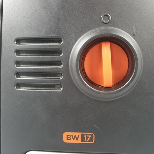 BLACK AND DECKER เครื่องฉีดน้ำแรงดันสูง 130 บาร์ 1700W  BW17PR-B1