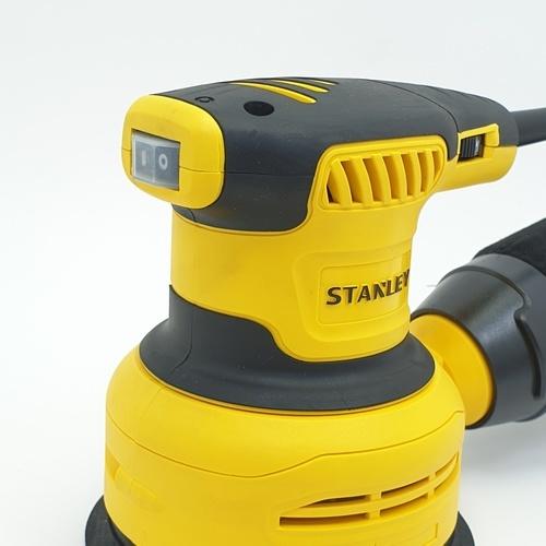 STANLEY เครื่องขัดกระดาษทราย 300W  SS30-B1 สีเหลือง
