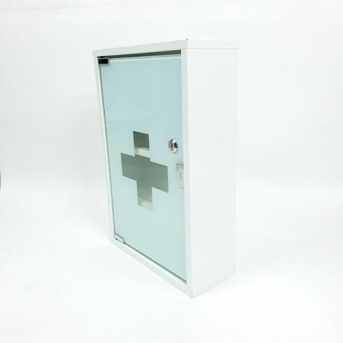 HATO ตู้ยา ขนาด 30x45x12ซม. HF108-WH สีขาว