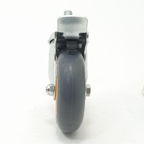 HUMMER ล้อ TPR เกลียว  3038-100B สีดำ