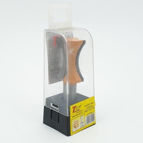 TUF ดอกเลาท์เตอร์ 1/2x1-1/4 mm.  รุ่น 00940 สีส้ม