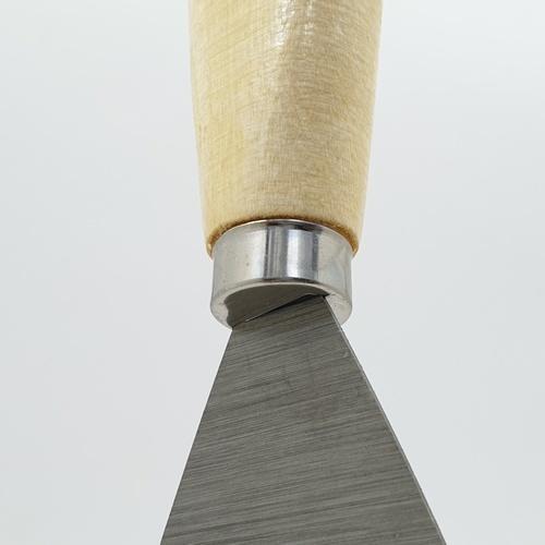 HUMMER เกียงโป๊วสี 4นิ้วด้ามไม้ รุ่นDTPT296 4