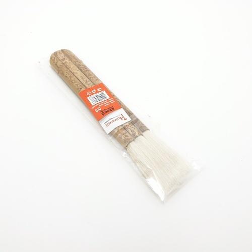 HUMMER แปรงทาแชล็คด้ามไม้ K03 DTPT388 สีขาว