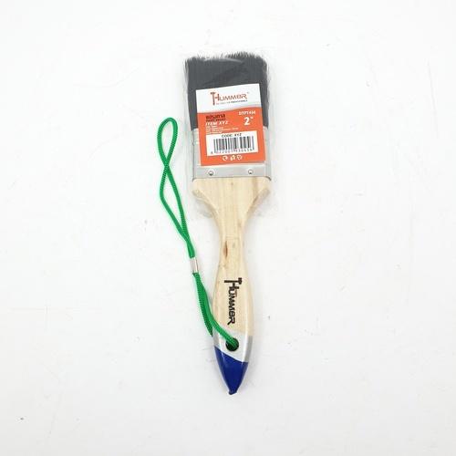 HUMMER แปรงทาสี 2นิ้ว DTPT456 สีดำ