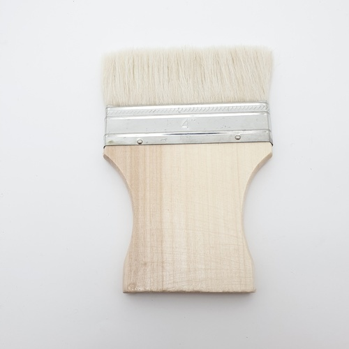 HUMMER แปรงทาวานิช4นิ้ว DTPT524 สีขาว