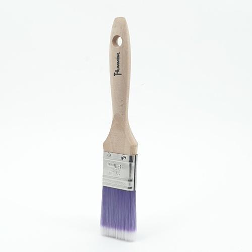 HUMMER แปรงทาสีน้ำมันด้ามไม้ ขนาด 1.5นิ้ว DTPT7356