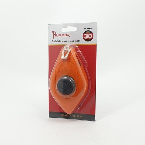 HUMMER ปักเต้าตีเส้น JR-MXH09 (30M) สีส้ม