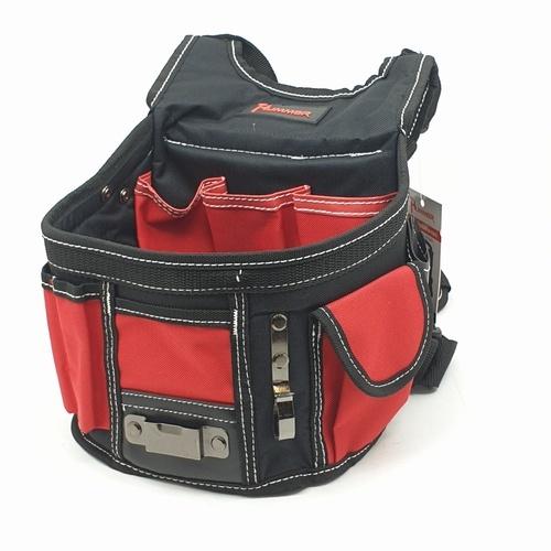 HUMMER กระเป๋าเครื่องมือช่างคาดเอว JR-CB08