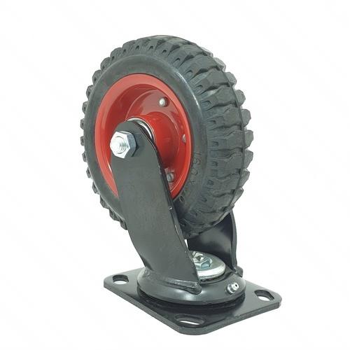 HUMMER ล้อยางดำ  ขาเป็น  160มม. 1102-160