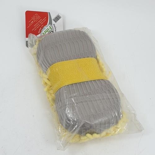 ICLEAN ฟองน้ำล้างรถ RS08-52B เหลือง