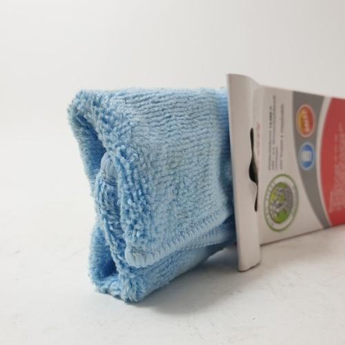 ICLEAN ผ้าทำความสะอาดเลนส์  RS08-337I ฟ้าอ่อน