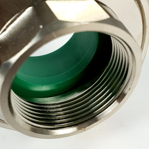 ERA ข้อต่อยูเนี่ยนเกลียวในทองเหลือง  50mm (PPR)