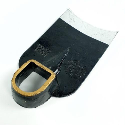 POLLO จอบขุด H301 2ปอนด์  สีดำ