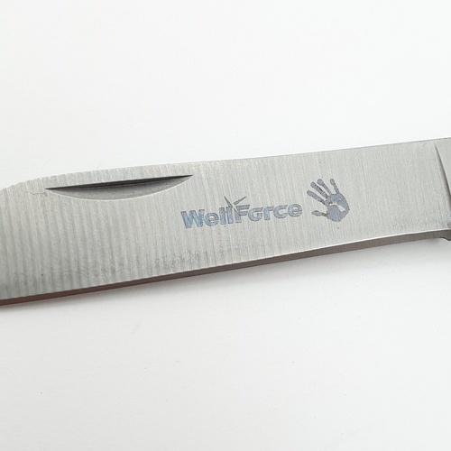 WELL FORCE มีดการเกษตร ปลายตัด Wellforce  83001