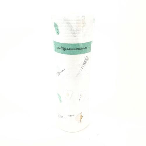 ICLEAN กระดาษเช็ดอเนกประสงค์แบบชักใช้ซ้ำ จำนวน  50 แผ่น/ม้วน 6LL001 คละลาย