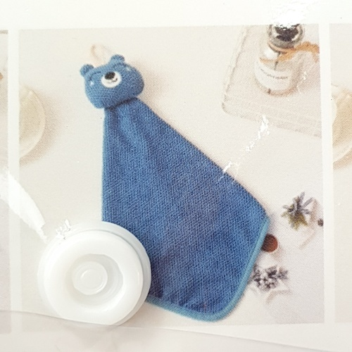 ICLEAN ผ้าเช็ดมือแขวน จำนวน 3 ผืน/แพ็ค 6YWXY-003-2 คละสี
