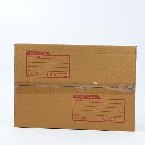 i-box OTP กล่องไปรษณีย์สีน้ำตาล17x25x9cm.รุ่น3PBB 3PBB สีน้ำตาลอ่อน