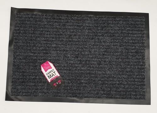 GRAFFE พรมดักฝุ่นกันลื่น   ขนาด 40x60ซม. หนา 0.7มม.  CM1000GR46 สีเทา