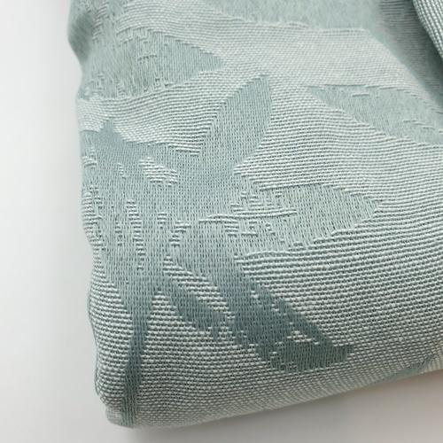 Davinci ผ้าม่านประตูพิมพ์ลาย ขนาด 150x240ซม.   A72035RR#4D สีฟ้า