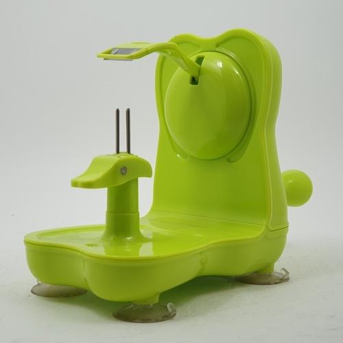 nibiru เครื่องปอกเปลือกแอปเปิ้ล G375-A สีเขียว