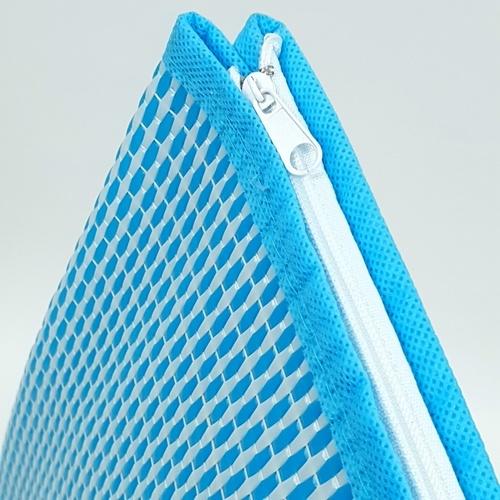 COZY เสื่อพับปิกนิกแบบซิป   ขนาด 58x170x0.5 ซม.  ZP201 สีฟ้า