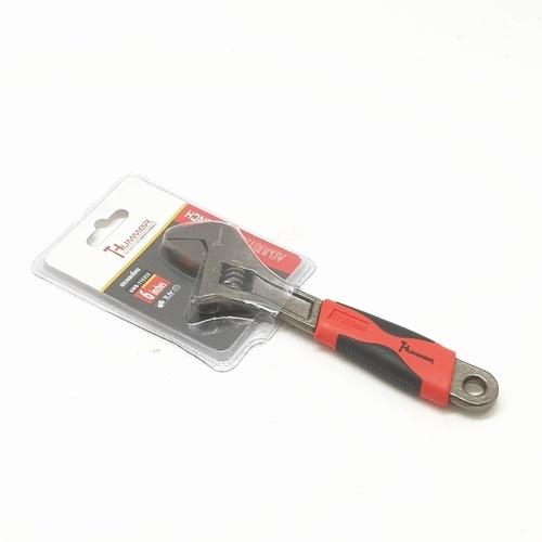 HUMMER ประแจเลื่อน 6นิ้ว GWB-115352 สีแดง