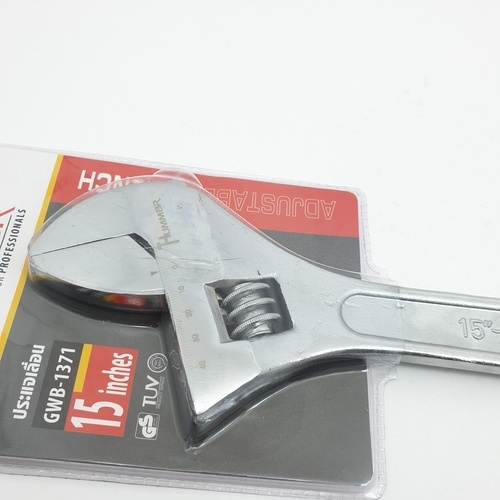 HUMMER ประแจเลื่อน 15 นิ้ว GWB-1371