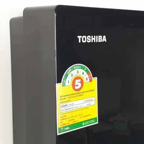 TOSHIBA เครื่องทำน้ำอุ่น 3800 วัตต์ DSK38ES5KB สีดำ