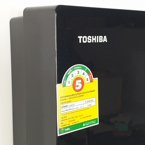 TOSHIBA เครื่องทำน้ำอุ่น 4500 วัตต์  DSK45ES5KB