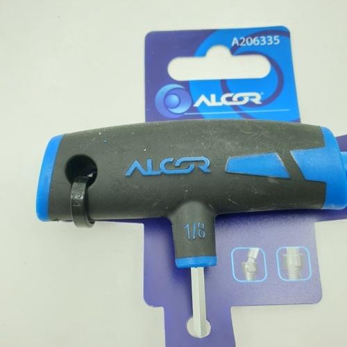 ALCOR ประแจหัวบอล   A206335 1/8IN