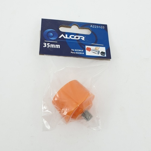 ALCOR หัวค้อนยาง  A223103 สีส้ม
