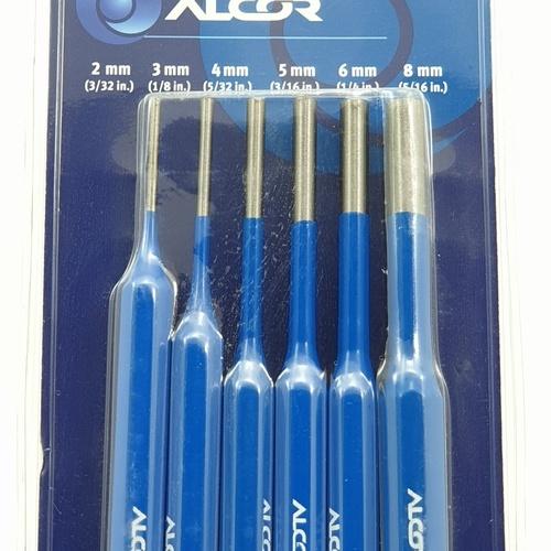 ALCOR ด้ามเจาะรู (6ชิ้น/แพ็ค) A230011 สีน้ำเงิน