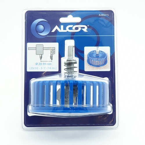 ALCOR ดอกสว่านเจาะกระเบื้อง  A284215  สีน้ำเงิน