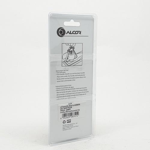 ALCOR เหล็กดูดลูกปืน A336070  สีโครเมี่ยม