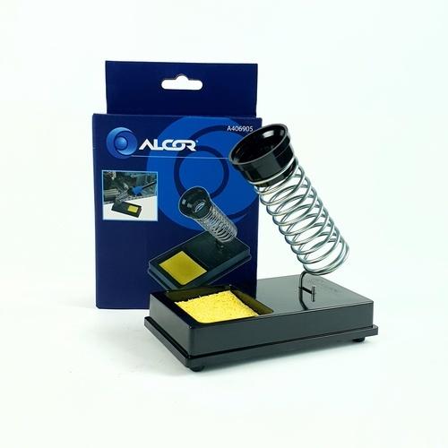 ALCOR ฐานรองตะกั่วบัดกรี  A406905 สีดำ