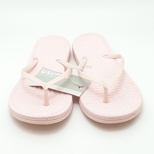 USUPSO  รองเท้าลำลองผู้หญิง 37-38  - สีชมพู