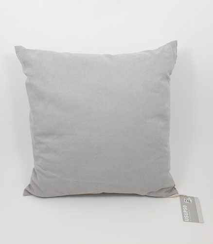 USUPSO หมอนอิง  ขนาด 45x45 cm (#I9) สีเทา