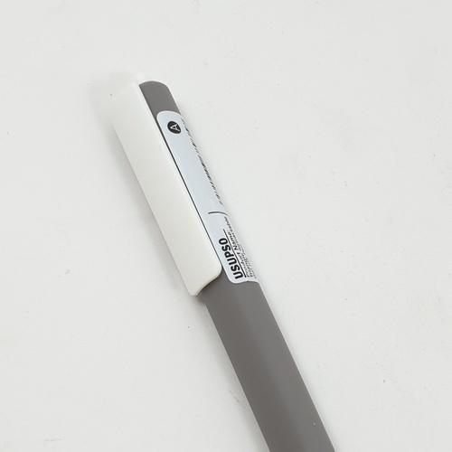 USUPSO ปากกาเจลทรง 3 เหลี่ยม - สีเทา