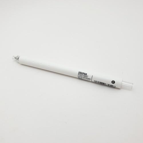 USUPSO ปากกาเจล สีขาว - สีขาว