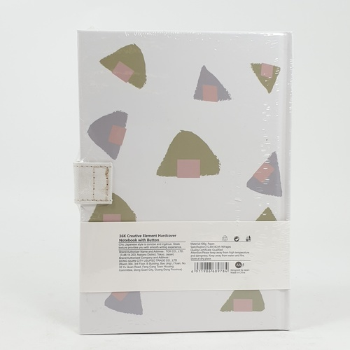 USUPSO สมุดจดบันทึก - สีขาว
