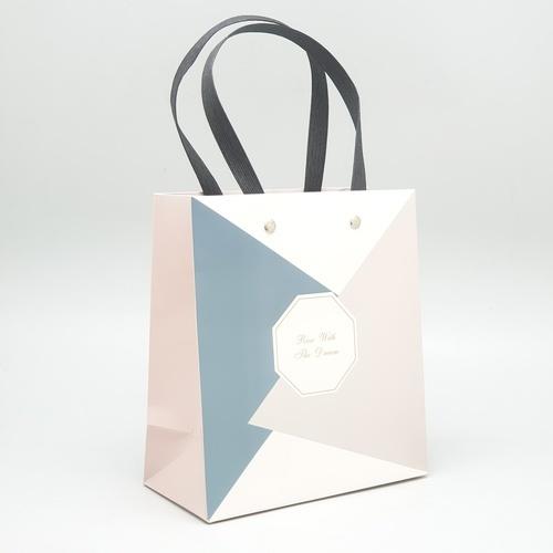 USUPSO ถุงของขวัญ Nordic S (#B5) สีขาว