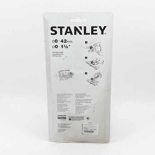 STANLEY กรรไกรตัดท่อ PVC 42mm. 14-442
