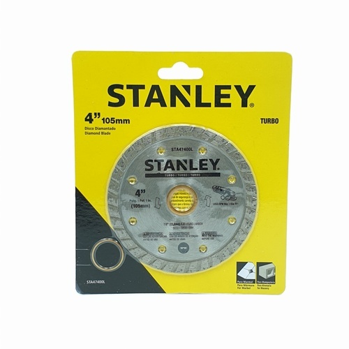 STANLEY ใบตัดเพชร 4 คอนกรีต STA47400L