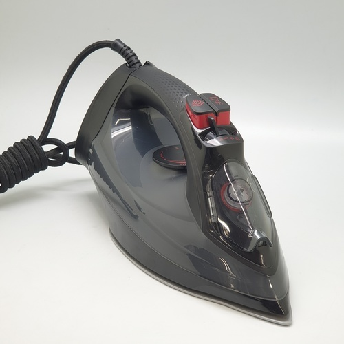 PHILIPS เตารีดไอน้ำไฟฟ้า 2400 วัตต์ GC2998 สีดำ