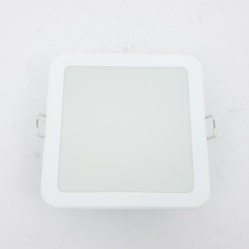 PHILIPS โคมดาวน์ไลท์แอลอีดี 59451 เมสัน 4 นิ้ว 9W แสงขาว  แบบเหลี่ยม 59451 MESON 105 9W 65K WH SQ RECESSED สีขาว