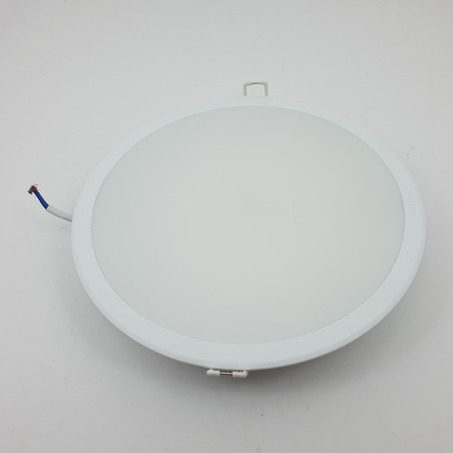 PHILIPS  โคมดาวน์ไลท์แอลอีดี  59471 เมสันแบบกลม 8 นิ้ว 24W แสงขาว สีขาว