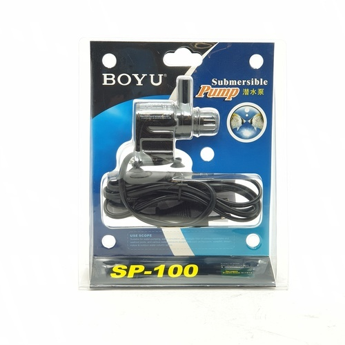 BOYU ปั้มน้ำตู้ปลา SP-100