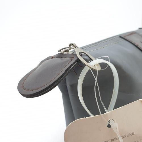 WETZLARS กระเป๋าจัดเก็บเครื่องสำอาง ขนาด 20x7x10 cm ZRH-004-GY  สีเทา