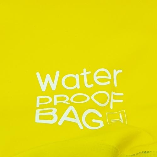 WETZLARS กระเป๋ากันน้ำ  ZYU019-YE 2 ลิตร สีเหลือง